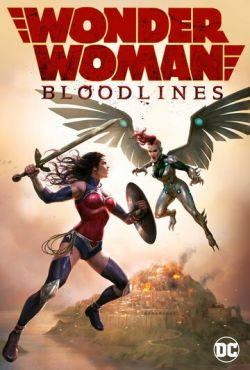 Чудо-женщина: Кровные узы / Wonder Woman: Bloodlines (2019)