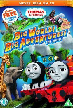 Томас и его друзья: Кругосветное путешествие / Thomas & Friends: Big World! Big Adventures! The Movie (2018)